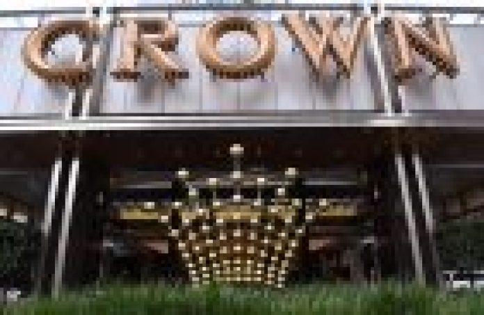 Crown Resorts financial loss Victoria