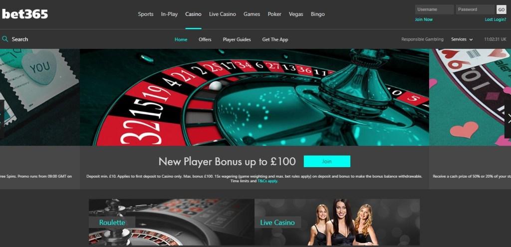 bet365 casino existing customers promo code