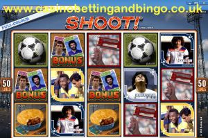 UK Casino Slots Game - Shoot! Magazine