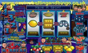 online betting casino cops and robbers slot