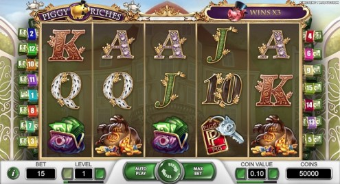 Piggy riches slot game review