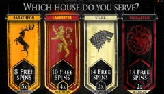 game of thrones slot game review