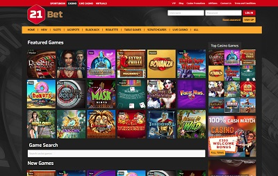 21Bet review