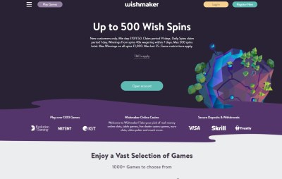 Wishmaker review