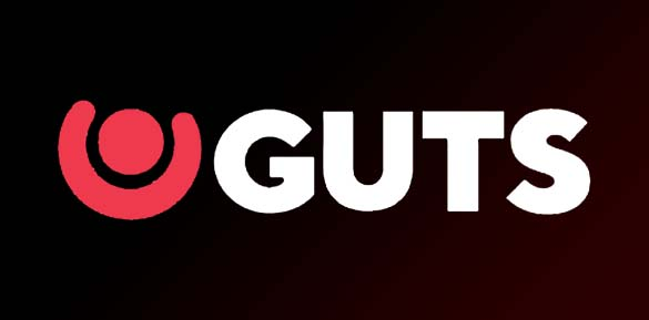Guts Casino 2019 Logo