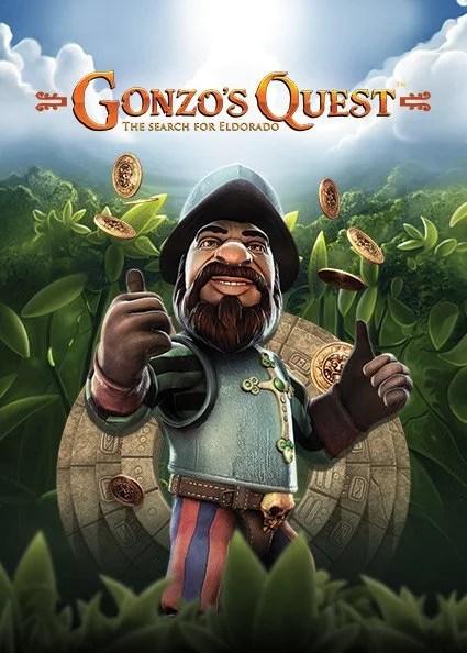 Gonzo's Quest NetEntSlot