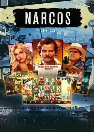 Narcos Best Netent Slot Games