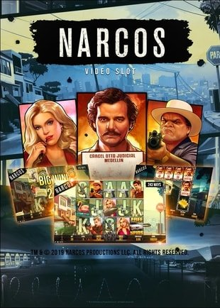 Narcos Best Netent Slot Games