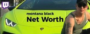 Montana Black Net Worth