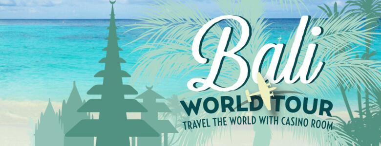 Vinn resa till Bali med Casino Room