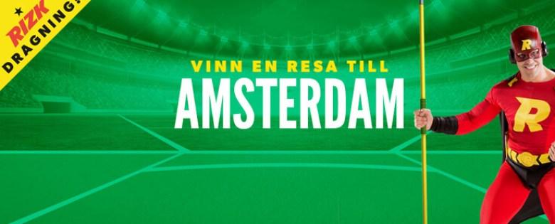 Vinn resa till Amsterdam