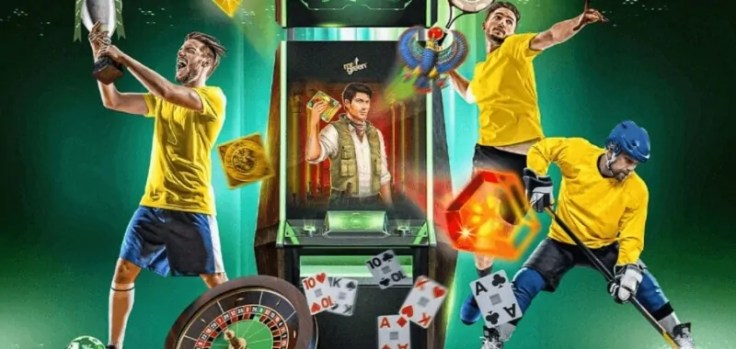 Mr Green-bonus sport och casino