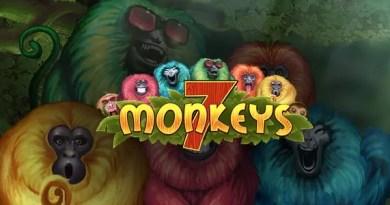 7 monkeys slot