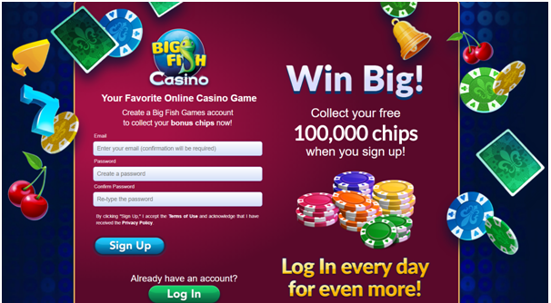 Big Fish Casino USA
