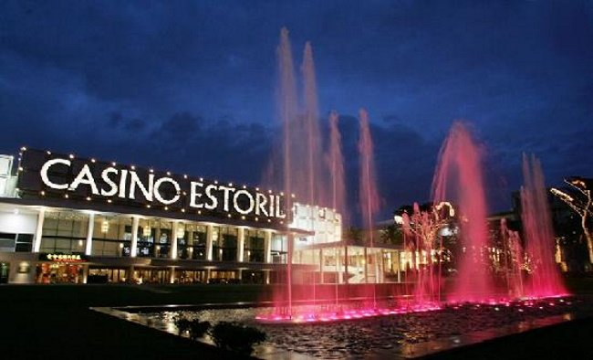 Casino Estoril, Lisboan, Portugal
