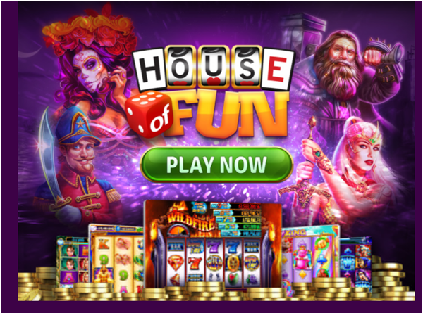 House of Fun- Free slots and casino games