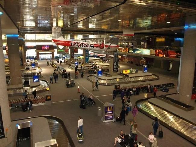 McCarran International Airport, Nevada, US