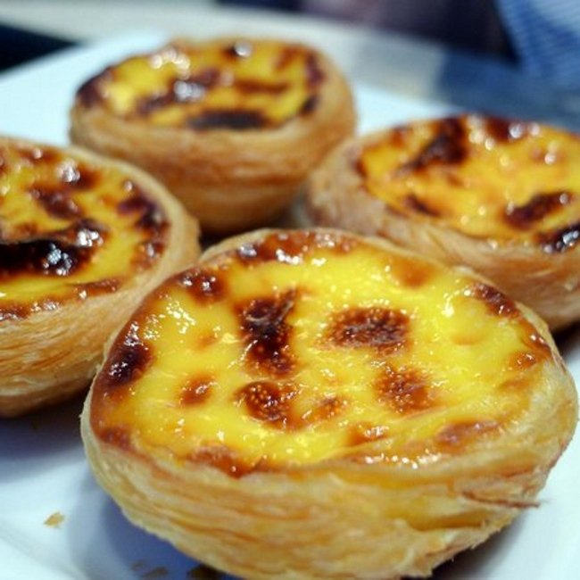 Portuguese-Egg-Tart-at-Lord-Stow's-Bakery