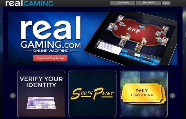 Real gaming poker games