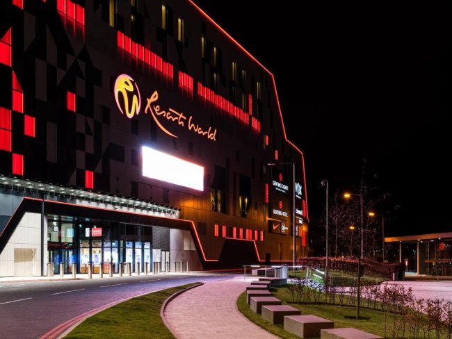 Resorts World, Birmingham, UK