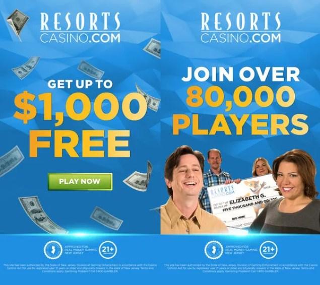 Resorts casino online
