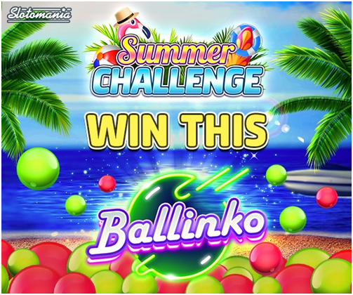 How to play Ballinko in Slotomania Casino