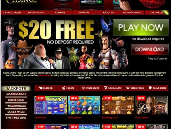 онлайн играть первое казино
