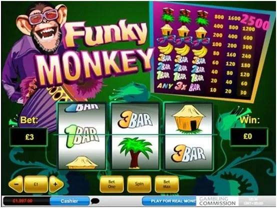 Types of slot machines- 3 reels