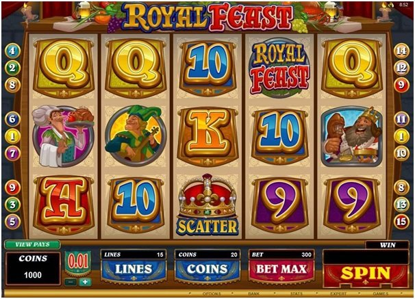 Types of slot machines- video slots
