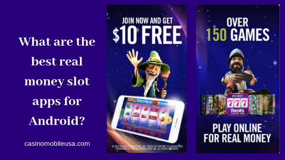 What Are The Best Real Money Slot Apps For Android