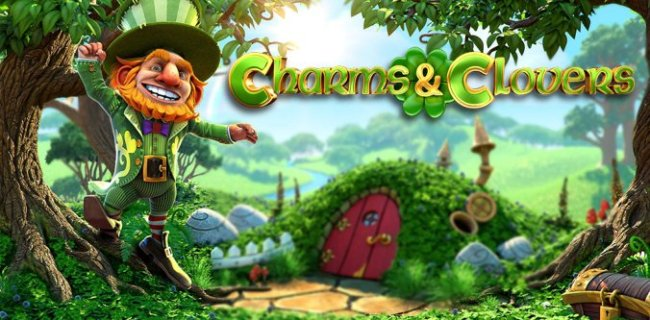charms and clovers slot game