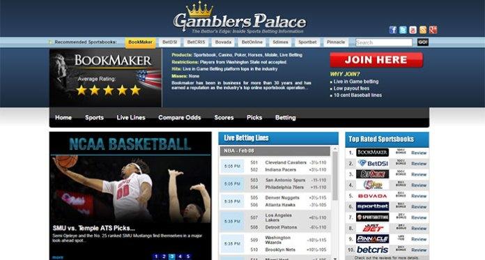 Gamblerspalace.com Warning