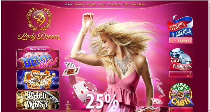 Lady Dream Casino NOT Paying Winnings after 6 months! (Blacklisted)