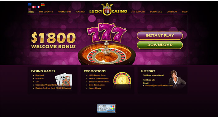 Avoid Lucky 18 Casino – No Payouts and Empty Promises
