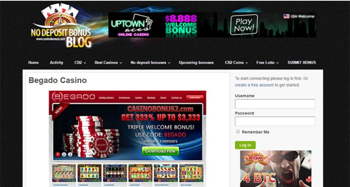 (Resolved) Warning About Begado Casino's Payouts