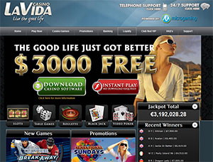 Casino La Vida Breaking Payout Records On Popular Online Slots