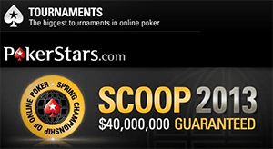 PokerStars Moves to US Market, NJ Application, Mobile App and SCOOP
