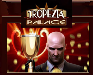 Tropezia Palace Celebrates 2nd Win this Month on Microgaming Slots