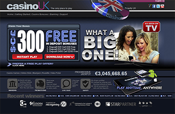Casino UK What a Big One Promotion is Making Huge Winners