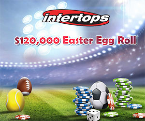 Roll in Cash Prizes with Intertops $120K Easter Egg Roll Promotion