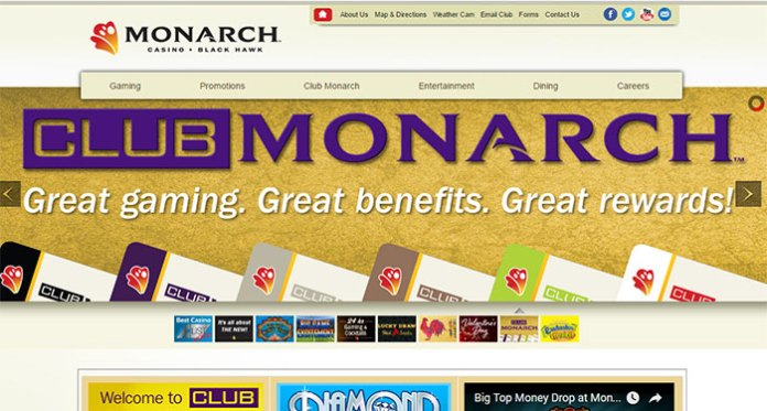Monarch's Casino Complaint - Blacklisted