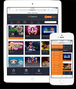 10mBTC Free Play For VIP Rewards at BitCasino Mobile