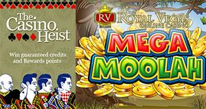 Royal Vegas, Two New Slots, Rewards and Inspiring Wins