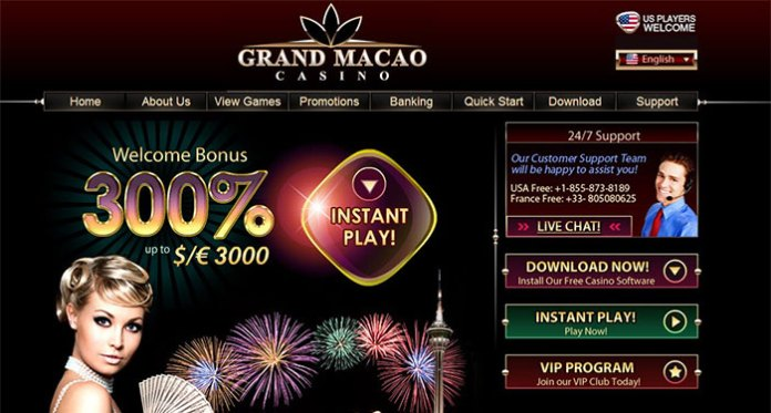 Grand Macao Casino Scamming Players