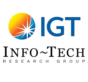 Info-Tech Research Group Awards IGT Champion Rankings