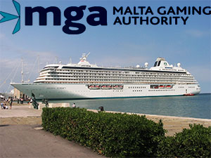 Crystal Serenity First Casino Cruise Liner Approved by MGA