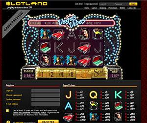 Slotland's New Mobile Ready Casino Games Upgrade