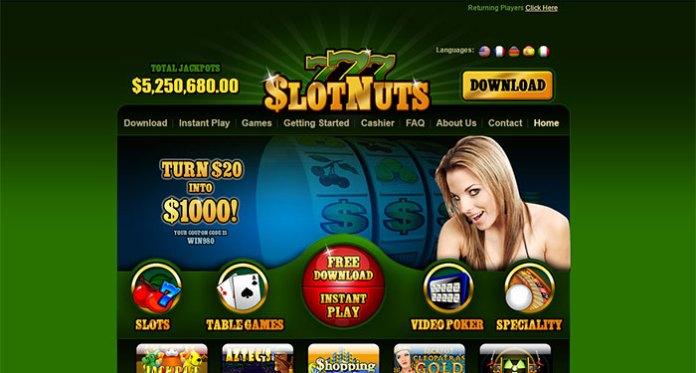 Slot Nuts Casino Scam