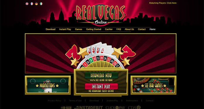 Real Vegas Online - Blacklisted