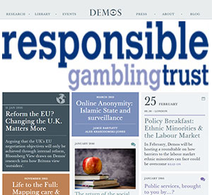 RGT, Think Tank Demos Social Media Gambling Reports